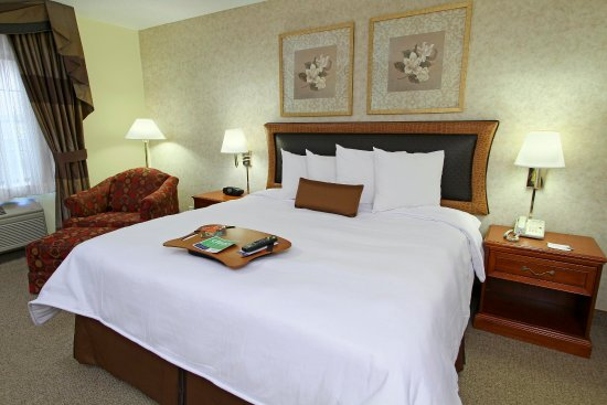 Rockville Centre, NY: Guest Room - King Bed