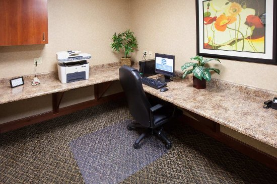Wilmington, OH: Business Center