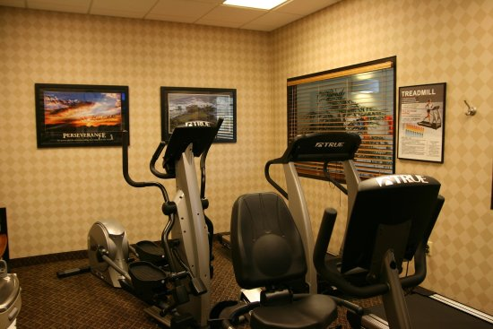 Wilmington, OH: Fitness First!