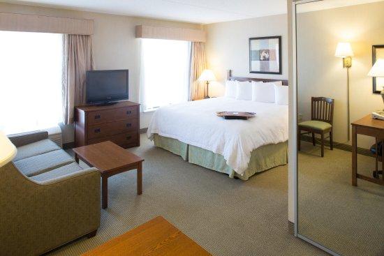 Hampton Inn Bloomsburg: 1 King Bed Guest Room