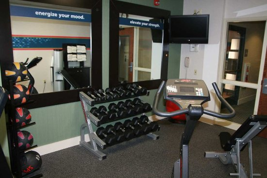 Bloomsburg, PA: Fitness Center