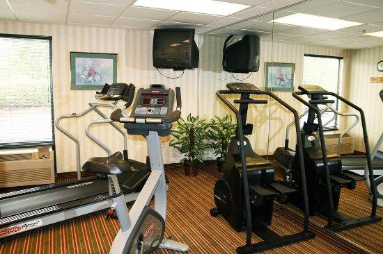 Hampton Inn Harrisburg / Grantville / Hershey: Fitness Center