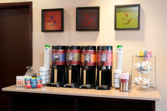 Stevensville, MI: Coffee