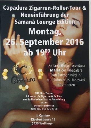 Wettingen, Schweiz: Event
