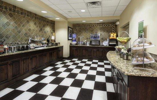 Rogers, MN: Breakfast Area