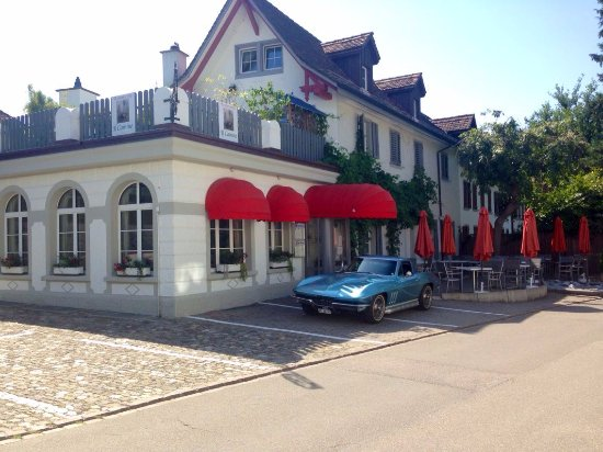 Wettingen, Suiza: Garten