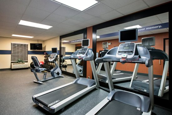 Batavia, estado de Nueva York: Fitness Centre