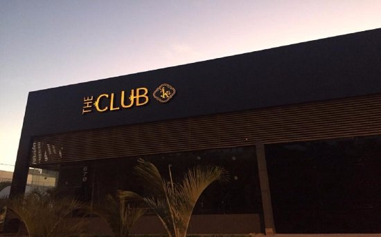 ‪The Club JK‬