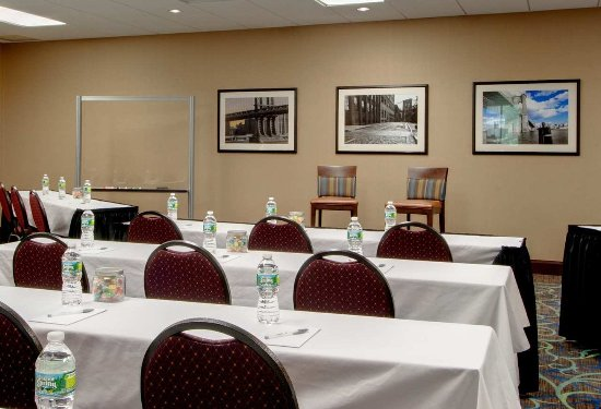 Hampton Inn White Plains / Tarrytown: Meeting Room