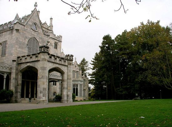 Elmsford, estado de Nueva York: Lyndhurst Mansion