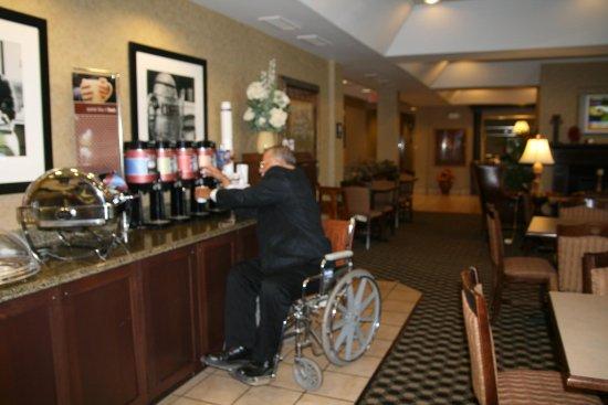 มาร์แชลล์, มิชิแกน: Coffee Station