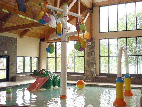 Bemidji, MN: Kiddie Pool view 2