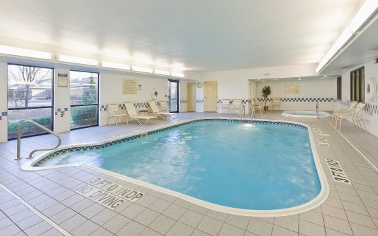 Tinley Park, IL: Indoor Pool