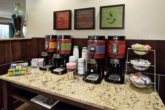 ฮาเจอร์สทาวน์, แมรี่แลนด์: Coffee Station