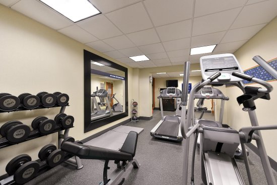 ‪‪Martinsburg‬, فرجينيا الغربية: Hampton Inn Martinsburg - Fitness Center‬