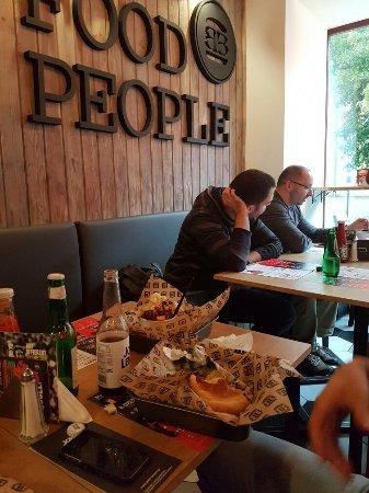 Photo of Restaurant Bobby Burger at Ul. 3 Maja 1, Rzeszow 35-030, Poland