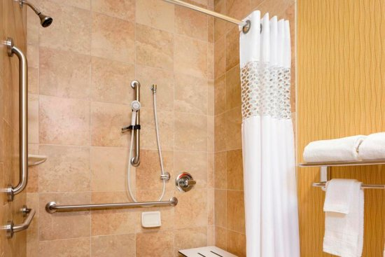 Fairlawn, OH : Accessible Shower