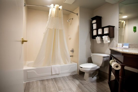 Hampton Inn Atlanta / Peachtree Corners / Norcross: Bathroom