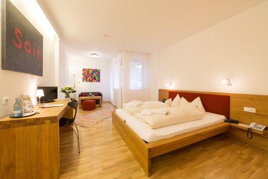 Hotel Bayernwinkel: Modernes Doppelzimmer