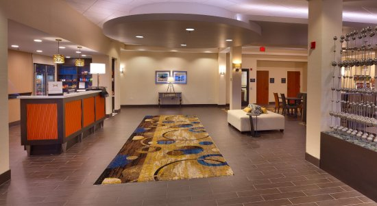 Hampton Inn Salt Lake City-Downtown: Lobby Entrance