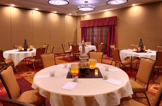 Hampton Inn Salt Lake City-Downtown: Banquet Meeting Room