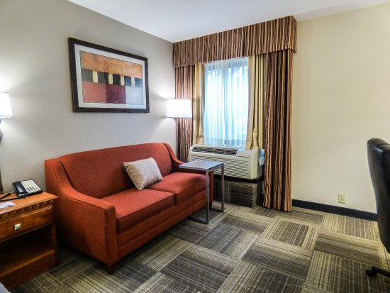 Charleston, Virginia Occidental: King Room