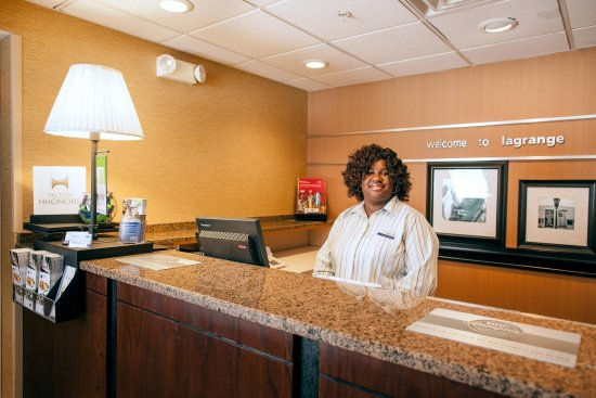 LaGrange, GA: Front Desk Staff
