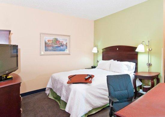 Livingston, تكساس: Guest Room w/1 Bed