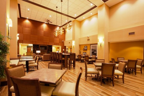 Chino Hills, كاليفورنيا: Breakfast Area