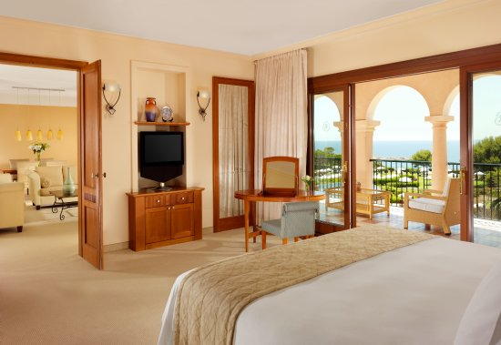 Costa d'en Blanes, Spagna: Ocean Suite Bedroom