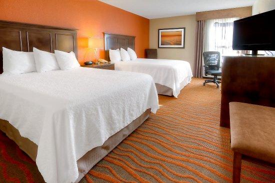 Russellville, AR: Two Queen Beds Room