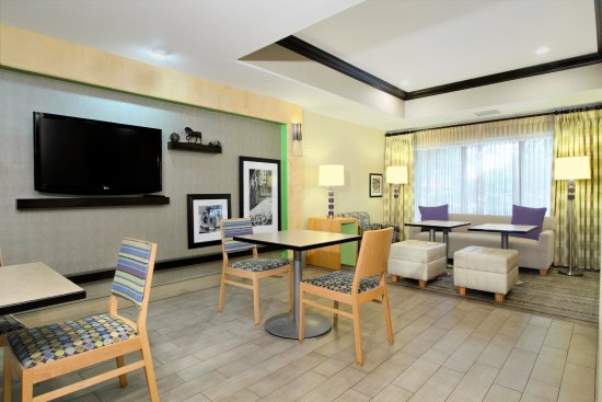 Hampton Inn Austin/Airport Area South: Dining Area
