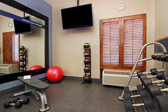 Hampton Inn Austin/Airport Area South: Fitness Center