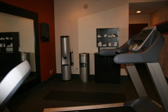 Madison, Géorgie : Fitness Room