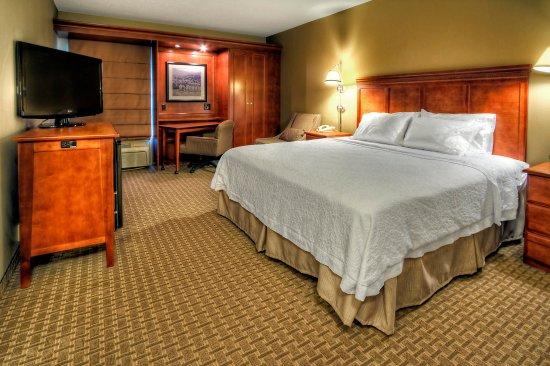 Hampton Inn Franklin: Standard King Room