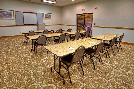 Hampton Inn Franklin: Meeting Room