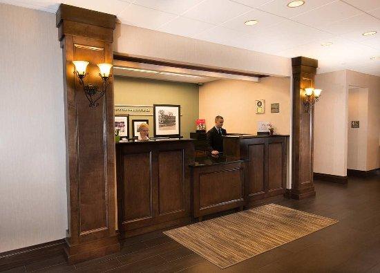 Carlstadt, NJ: Front Desk