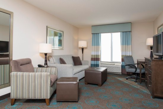 Kokomo, IN: King Accessible Suite