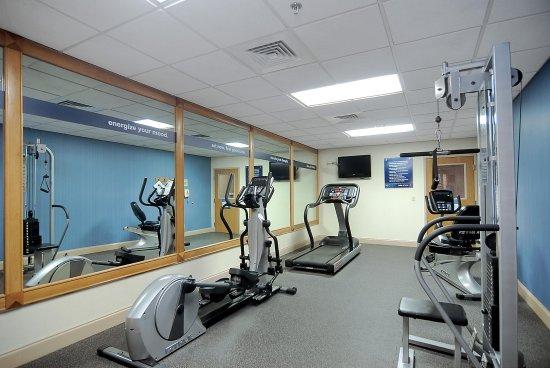Hampton Inn Melbourne : Fitness Center