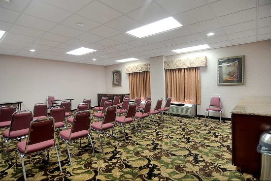 Hampton Inn Melbourne : Meeting Room