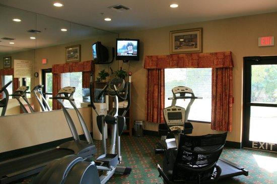 Hampton Inn & Suites Boynton Beach: Fitness Center