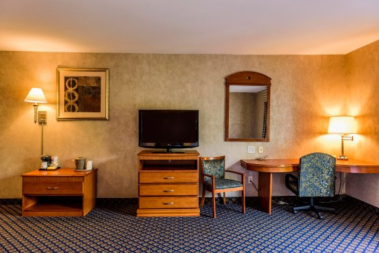 Jamestown, estado de Nueva York: Accessible Room Amenities