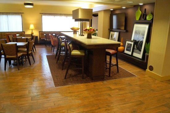 Altoona, PA: Dining area