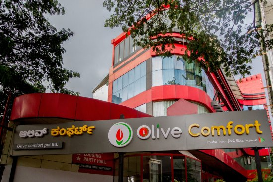 FabHotel Olive Comforts