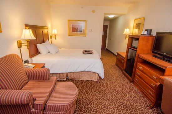 Hampton Inn Oklahoma City/Edmond: Queen Bed