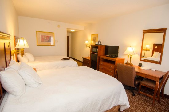 Hampton Inn Oklahoma City/Edmond: Double Queen Room
