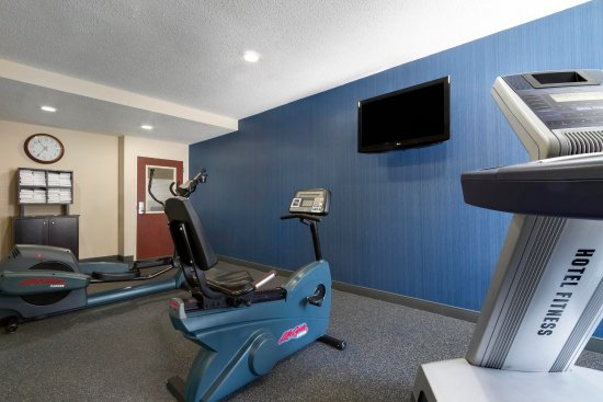 Forrest City, AR: Fitness Center