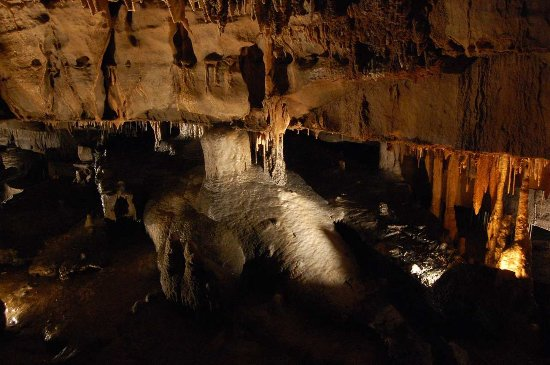 Corydon, IN: Squire Boon Caverns