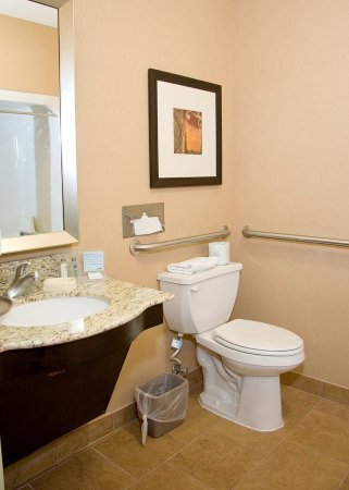 Corydon, IN: Accessible Bathroom
