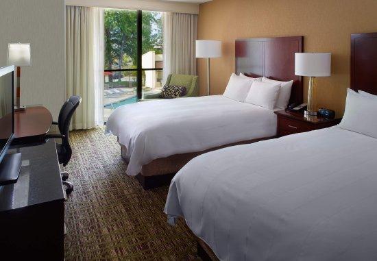 Dunwoody, Georgien: Double/Double Guest Room